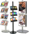 European Design Literature Stands