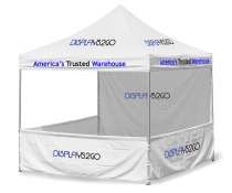 Customizable Event Tents
