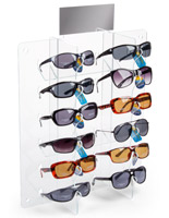 Countertop Sunglass Rack