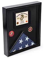 Flag Box for Certificates with Combination Display
