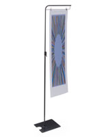 Sign Clip Floorstand for Retail Great for Promotions