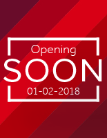 Red Stripe - Opening Soon - Custom Date