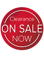 Promotional clearance ON SALE NOW red walk on floor sticker graphics