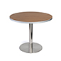 Dining height lunchroom bar table with modern design