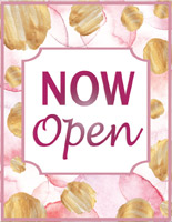 Floral - Now Open