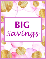 Floral - Big Savings