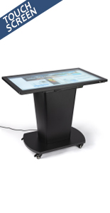 Interactive touch table learning tool