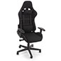 Dual tone black and grey PC gaming chair