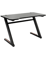 47.25 inch wide gaming desk computer table