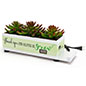 Custom plastic succulent charge hub with full color printed graphics
