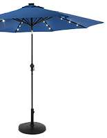 Outdoor Canvas Umbrellas
