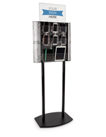 Indoor Public Electronic Charging Kiosk