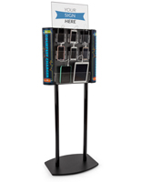 Multi Phone Charging Station for Floor Display