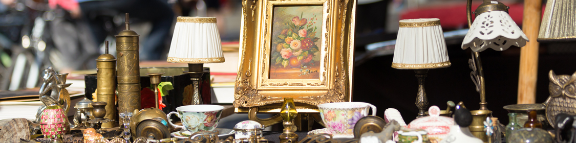 Flea Market Display Ideas