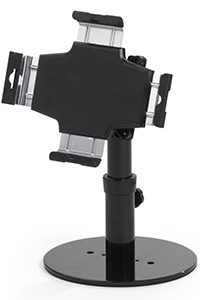 Adjustable size FlexStand iPad and tablet holders