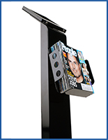 Commercial iPad Stands with Locks