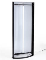 fluorescent light box that is free standing