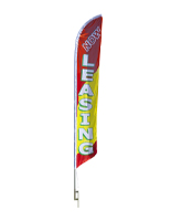 Advertising Flags for beaches