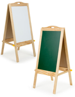 Kid's Double Sided Easel