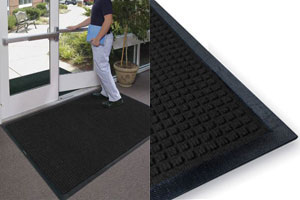 Charcoal Entry Mat