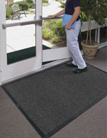 Gray Entry Mat