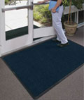 Navy Blue Entry Mat