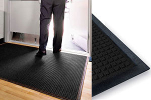 Charcoal Entry Mats