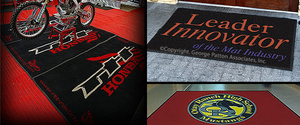 Superior Logo Floor Mat