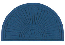 Indigo Entry Mat