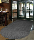 Black Smoke Floor Mat