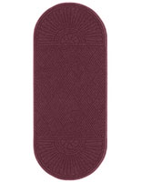 4' x 8' Maroon Commercial Mats