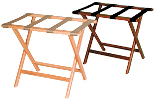 Folding Luggage Racks