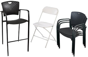 Plastic Folding Chairs for Events