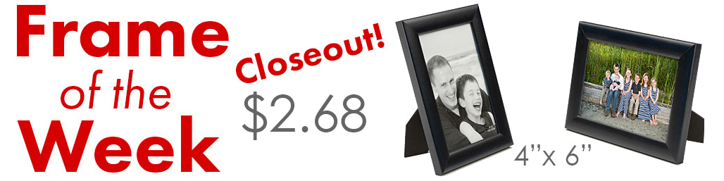 Bulk Picture Frames Photo Displays Wall Mount Tabletop Styles