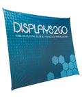 Stretch Fabric Large Format Trade Show Graphics