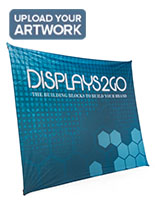 Flip Frame Large Format Trade Show Graphics