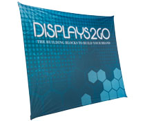 Full Color Large Format Trade Show Graphics