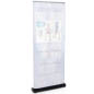 "Vertical Retractable Banner Up to 86.5"" Tall"