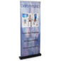 Custom Retractable Banner with Telescoping Pole