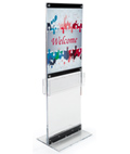 Custom Acrylic Display with Pockets for Promotions