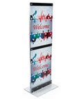 Custom Graphic Print with Pylon for Promotions