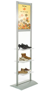 merchandise shelving