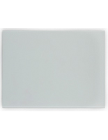 24 x 18 Magnetic Glass Whiteboard, Easy to Clean