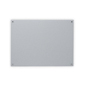 48 x 36 Magnetic Glass Whiteboard, Easy Mounting