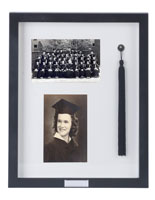 Graduation Frame with Tassel Holder