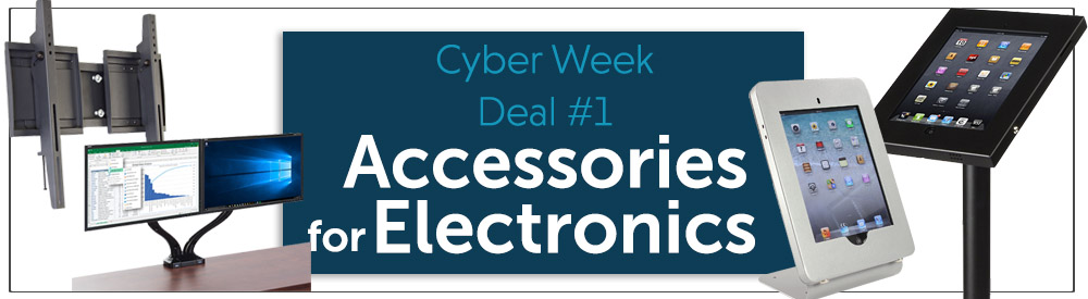 Accessories for electronics cyber sale