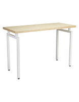 Steel & MDF nestable accessory display table