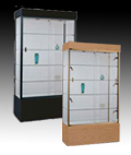 Freestanding Awards Cabinets