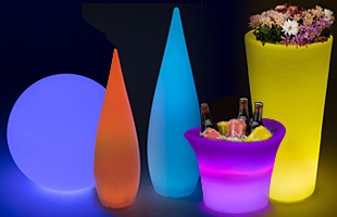 Glow Furniture Decor Accessories