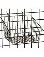 gridwall baskets
